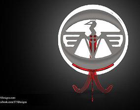 3D 375 Automotive Logo