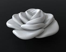 3D model Decorative Rose Flower