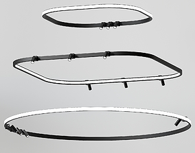 Martinelli Luce - LOOP Track Light 3D model