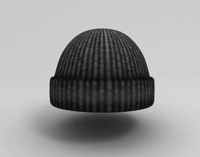 Wool Hat 3D asset