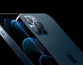 Apple iPhone 12 Pro Max - 3D Model