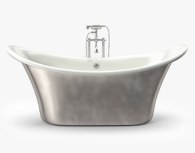 Albion Apollo Free Standing Bath Tub 3D asset