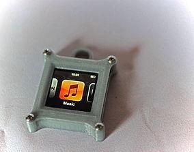 3D print model iPod Nano 6th Pocket Watch Case