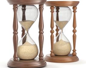 pillar Hourglass 3D