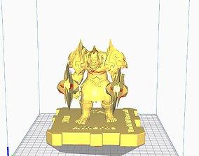 3D printable model WAR ORC Atheros Horde
