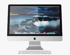 3D model Apple iMac 27