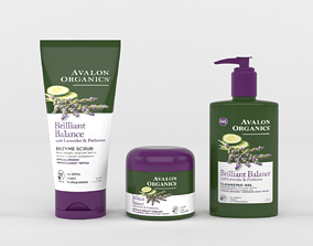 3D Avalon Organics Brilliant Balance