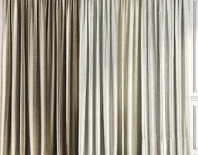 3D Curtain Set 54