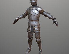 3D asset Knight
