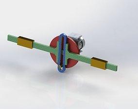 SCOTHCH MECHANISM 3D model