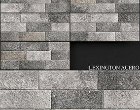 3D Keros Lexington Acero