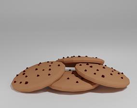 3D asset biscuit