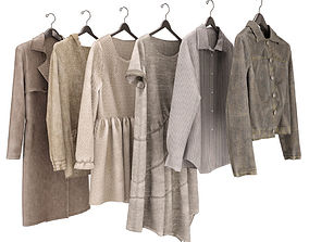 3D clothing set2