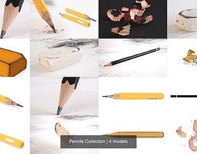 3D model Pencils Collection