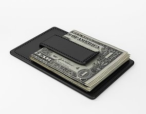 Money Clip 3D