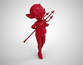Red Devil 3D print model