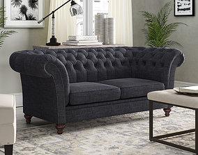 Sofa 009 3D model