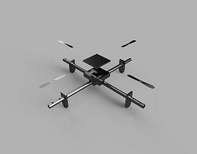 3D printable model Drone pipe