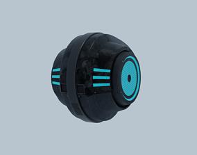 Drone Rockie 3D model