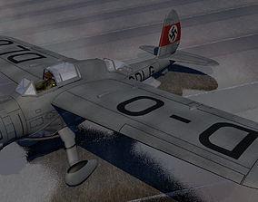 Arado Ar-198 3D model