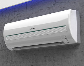 Samsung - Split Air Conditioner 3D