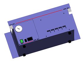 EQUIPO ANDREW 3D model