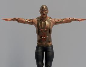 3D Bloody Warrior