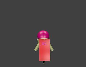 sircream 3D asset