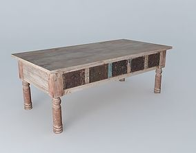 3D coffee table karma