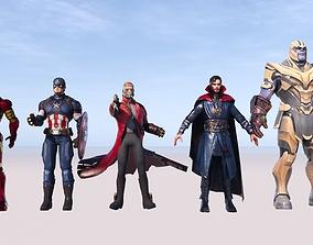 Marvel 3d print model