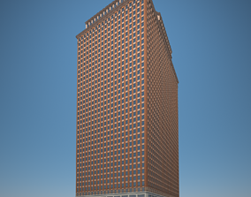3D model Skyscraper 05