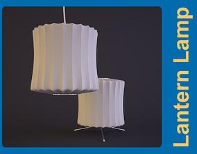 3D model George Nelson-Lantern Lamp