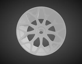 Forgiato Drea rims for Hot Wheels 3D print model