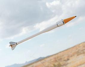 3D printable model LILE Hybrid rocket