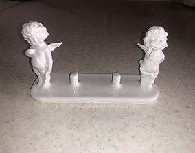 dentistry 3D print model Toothbrush holder