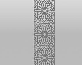 3D Arabian Ornament