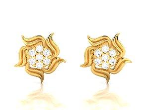 3D printable model Earrings - 71119