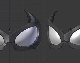 3D print model Spiderman Black Cat Mask
