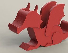 Dragon Penholder 3D print model