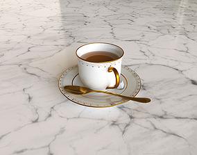 Cup Of Tea 3D
