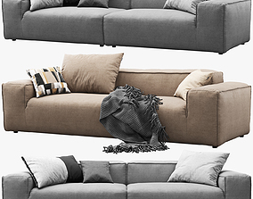 Rolf Benz Freistil 175 modular sofa set 1 3D