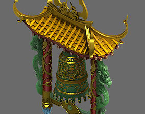 3D Imperial - Decoration bell tower