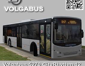Volgabus 5270 CityRhythm 12 3D model