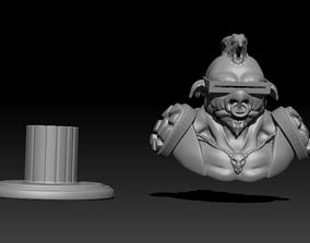 3D print model tmnt Teenage Mutan Turtles - BeBop