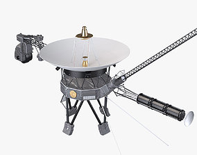 3D Voyager 1