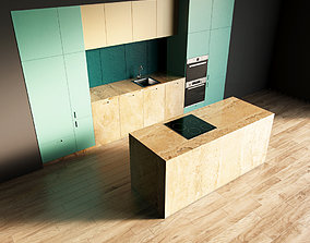 3D 105-Kitchen9 matte 9