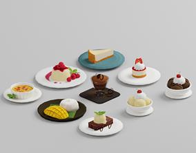 Dessert G25 3D model
