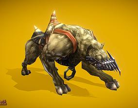 3D model RPG Hyena 1
