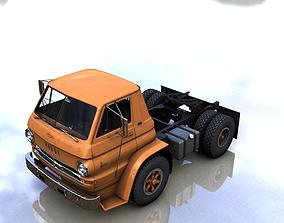 3D model model DODGE L700 TILT CAB TRUCK 1966