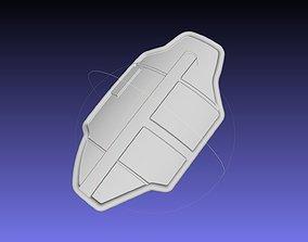 3D printable model Star Wars Mandalorian Beskar 2